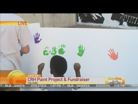 Good Day Sacramento – CRH Paint Project