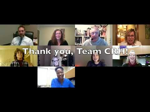 CRH Board Thank You